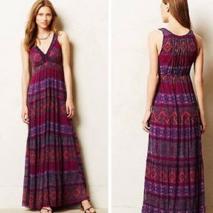 Weston Wear for Anthro - Layered Max Dress - L